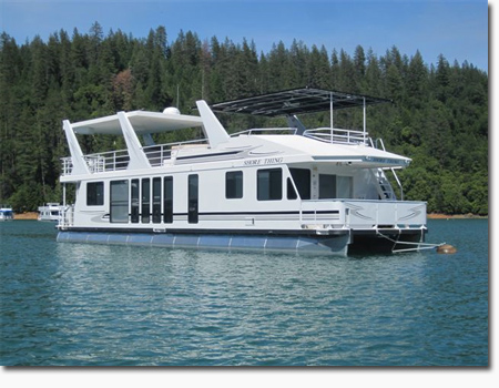 owning a houseboat