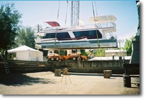 contract boat hauling service