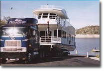Boat transportation service