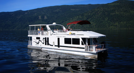 Cruisecraft 4 houseboat 1