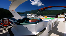 Cruisecraft 4 houseboat 2