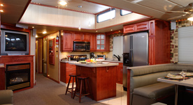 Cruisecraft 4 houseboat 4