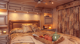 Houseboat Interiors 3