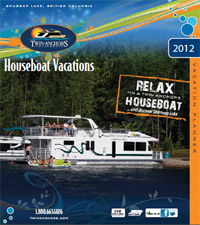 Houseboat Vacations Brochure